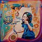Bubbles Bubble Poster