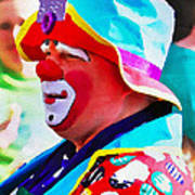 Bubby The Clown Poster