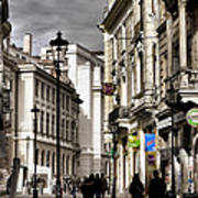 Bucharest The Little Paris Poster