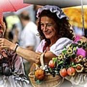 Bucolic Happiness Poster by Roberto Galli della Loggia