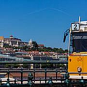 Buda Castle Budapest Poster