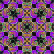 Buddha Abstract 20130130m28 Poster