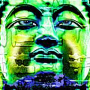 Buddha Poster by Daniel Janda