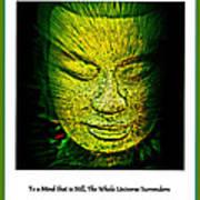 Buddhas Mind II Poster