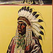 Buffalo Bills Wild West Poster