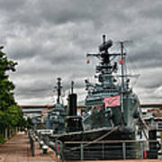 Buffalo Naval And Military Park Poster