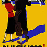 Buick 1932 Poster