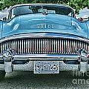Buick Grills-hdr Poster