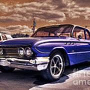 Buick Invicta  Poster