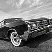 Buick Wildcat 1968 Poster