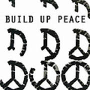 Build Up Peace Ll Poster
