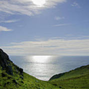 Bunglass - Donegal Ireland Poster