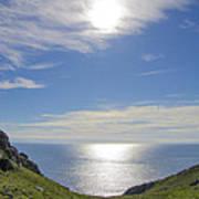 Bunglass Donegal Ireland - Seascape Poster