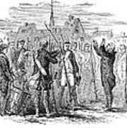 Bunker Hill, 1775 Poster