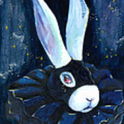 Bunny Blues Poster