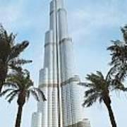 Burj Khalifa Poster by Jelena Jovanovic
