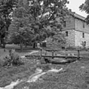 Burwell-morgan Mill Poster