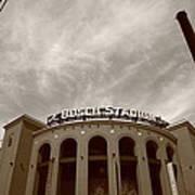Busch Stadium - St. Louis Cardinals 7 Poster