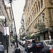 Busi Street Poster