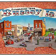 Bussey Mural Poster