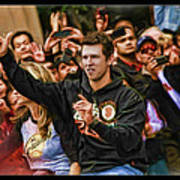 Buster Posey World Series 2012 Poster