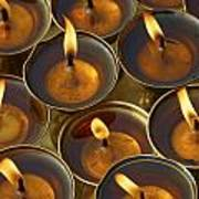 Butter Lamps Poster