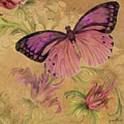 Butterfly Inspirations-d Poster