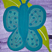 Butterfly Poster by Melissa Dawn