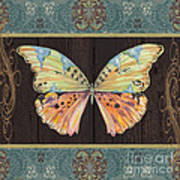 Butterfly Tapsetry-jp2197 Poster