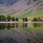 Buttermere Dawn Poster