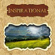 Button - Inspirational Poster