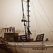 Buy Boat Margaret Poster