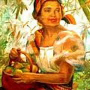 by Amorsolo Poster