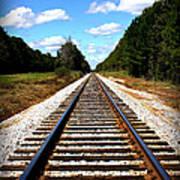 Never Ending Tracks Poster