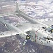 C-119 Flying Boxcar Poster
