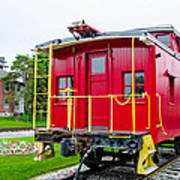 Caboose 476582 Poster