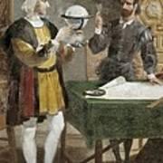 Cabral Y Bejarano, Antonio 1798-1861 Poster