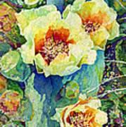 Cactus Splendor II Poster