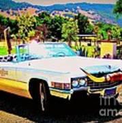 Cadillac Supreme Poster