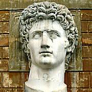 Caesar Augustus Poster