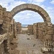 Caesarea The Hippodrome Poster