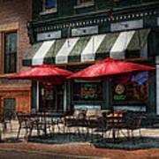 Cafe - Albany Ny - Mc Geary's Pub Poster