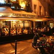 Cafe De Flore Poster