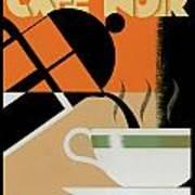 Cafe Noir Poster