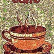 Caffe Poster