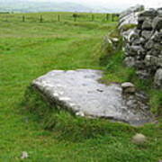 Cairn T At Loughcrew Poster