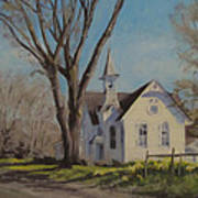 Calapooia Church Poster