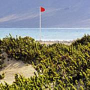 Caleta De Famara Beach Lanzarote Poster