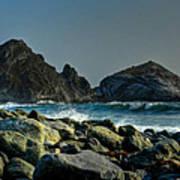 California - Big Sur 013 Poster by Lance Vaughn