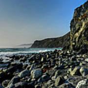 California - Big Sur 014 Poster by Lance Vaughn